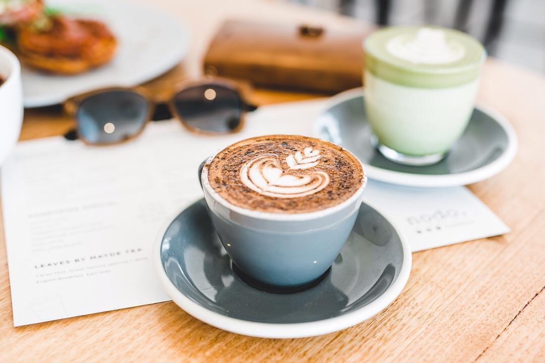 café cappucino australie