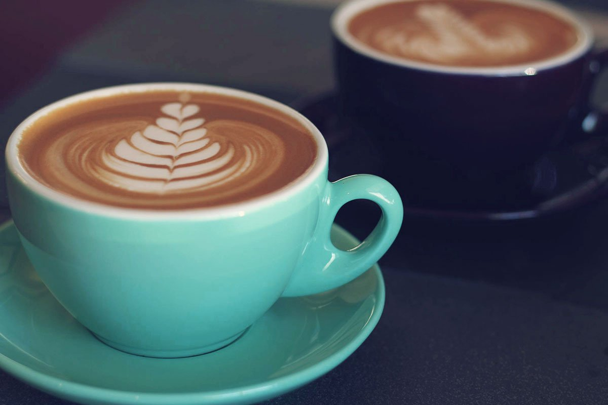 café flat white australie