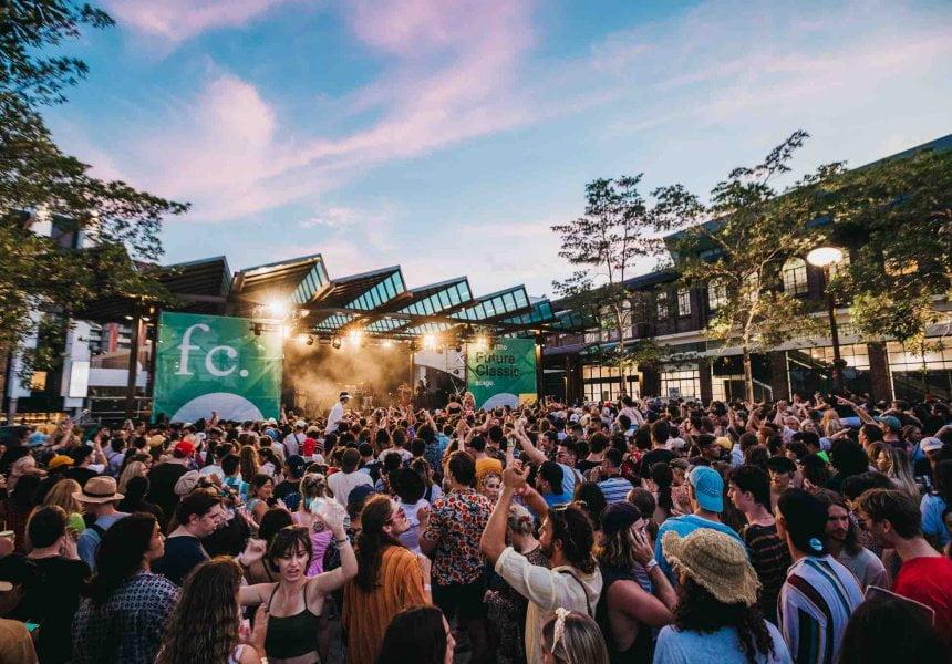 laneway festival Australie