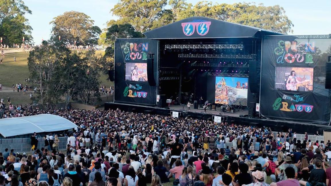 splendour festival Australie