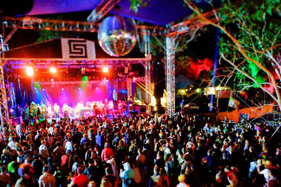 subsonic festival Australie