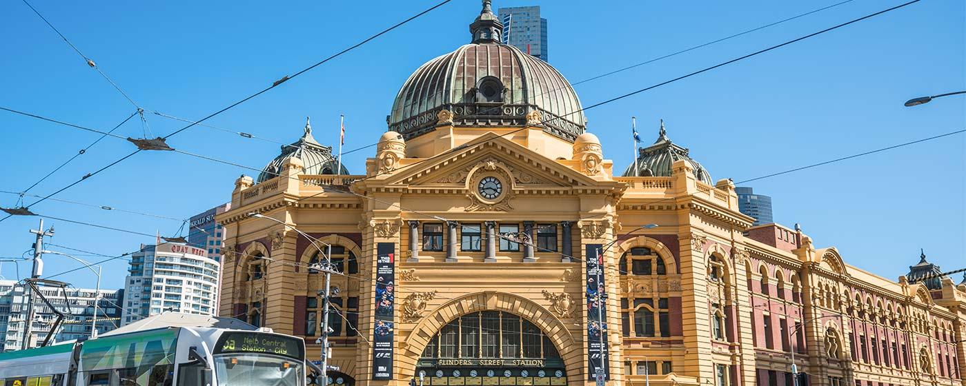Gare de Melbourne