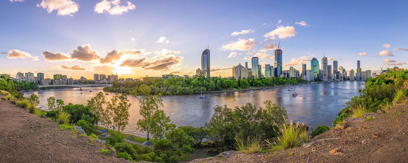 Brisbane et sa rivière