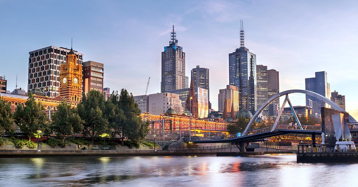 Melbourne, ville plus agréable du monde