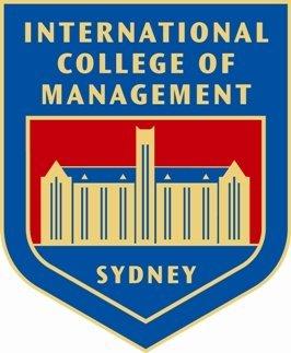 International Cllege of Management logo