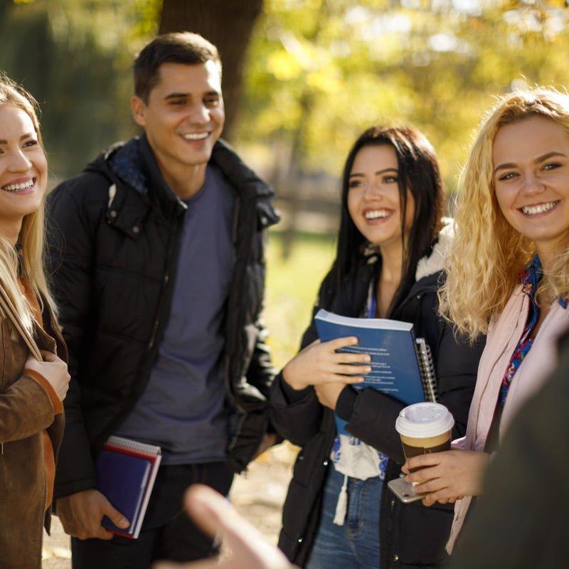 étudiant universitaires étrangers