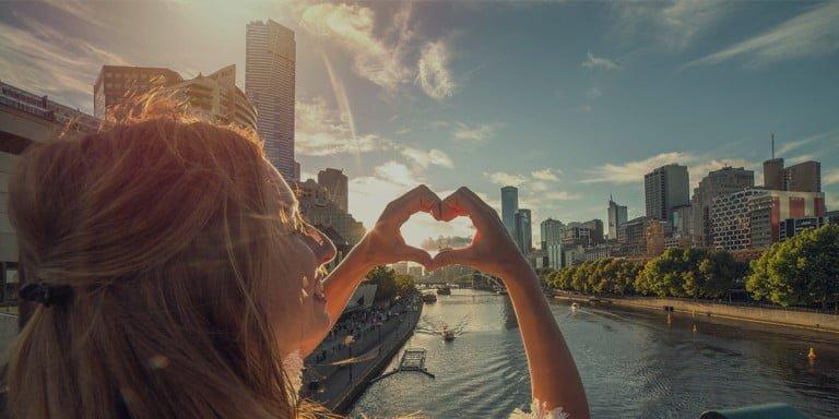 étudiante en Australie bachelor top up