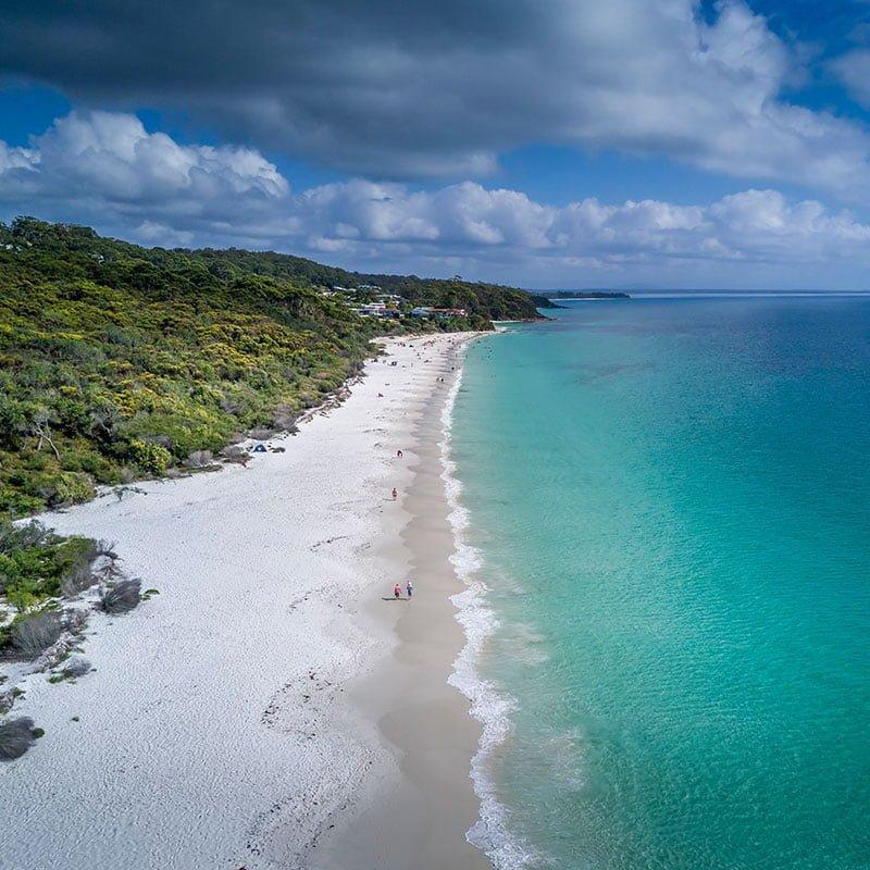 Hyams Beach - jervis bay